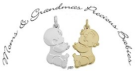 Children pendants for mothers boy and girl pendants kid pendant exclusive youll only find them here for moms grandmas precious babies aloadofball Images