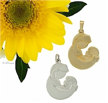 Mother and child pendants mothers pendant motherhood jewelry mother and child pendants mothers pendant motherhood jewelry family pendants mozeypictures Gallery