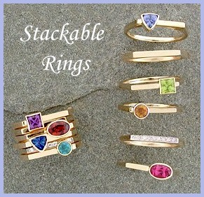 Stackable Family Rings Canada